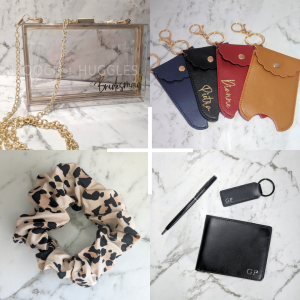 Bags + Accessories